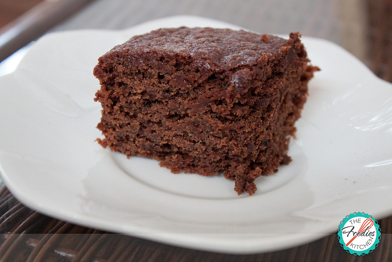 Whole-Wheat Brownies Recipe — Dishmaps