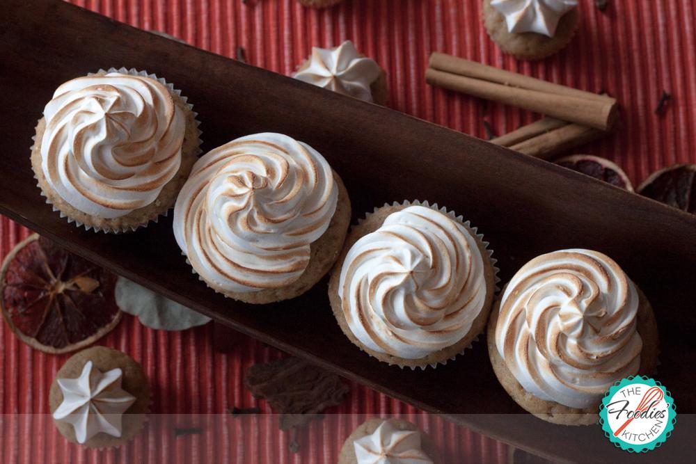 Sweet Potatoe Cupcakes TBR06