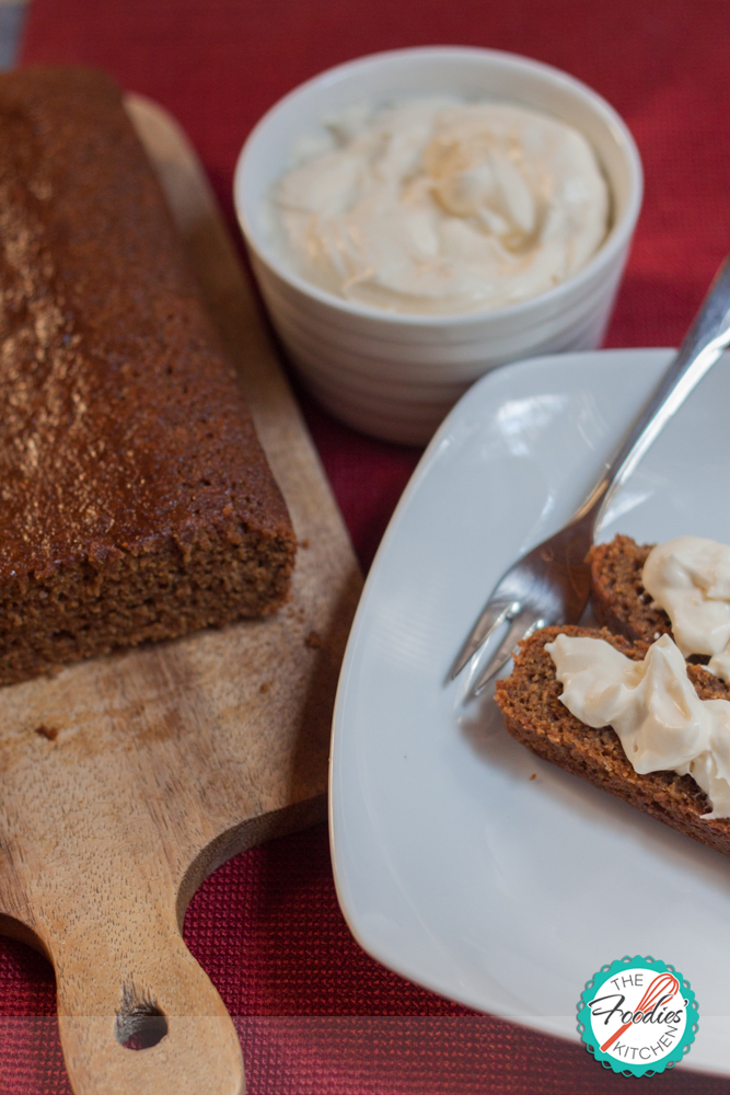 Bourbon Spice Cake at The Foodies' Kitchen