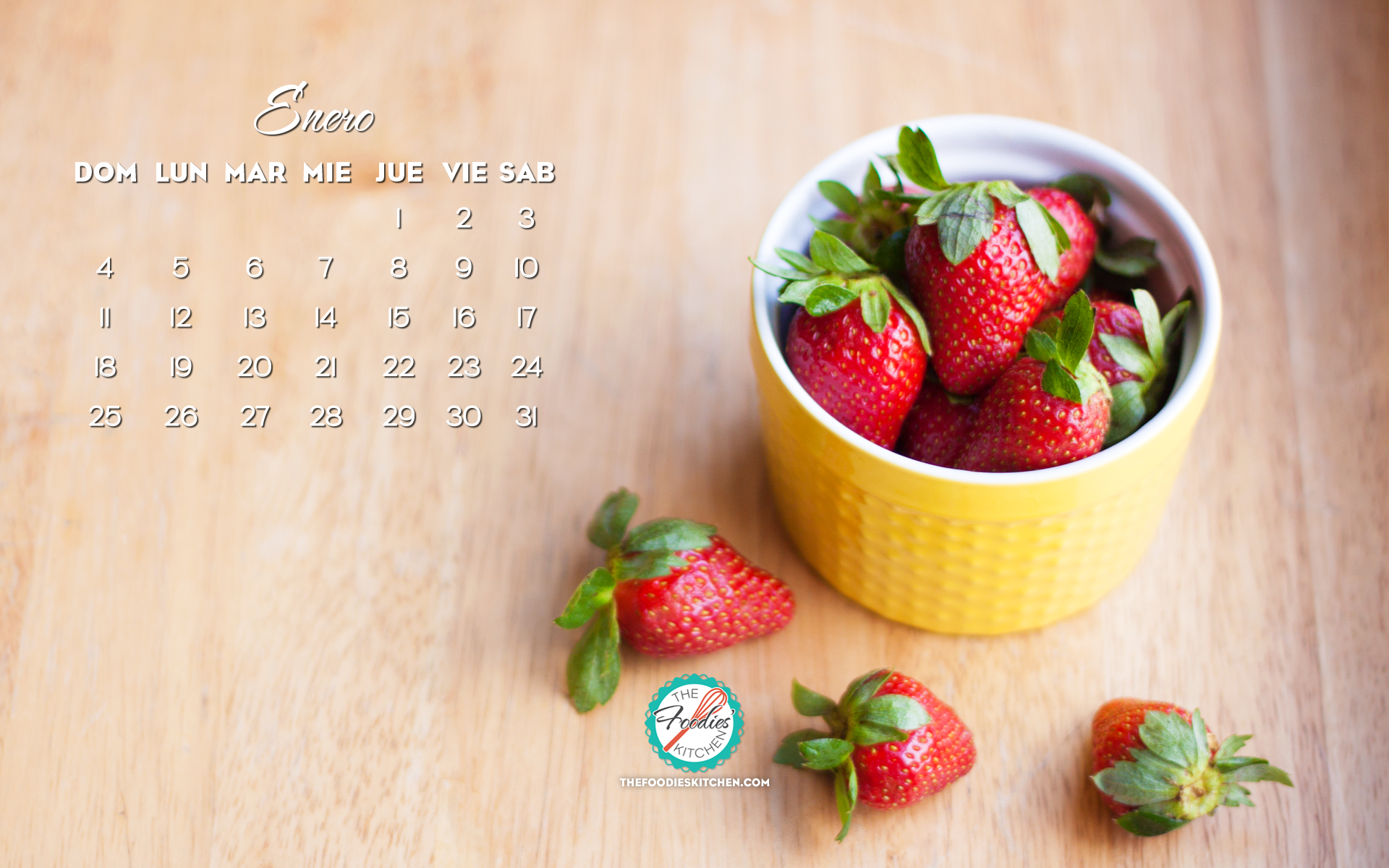 January 2015 wallpaper collection the foodies 39 kitchen for Imagenes para computadoras fondo de pantalla