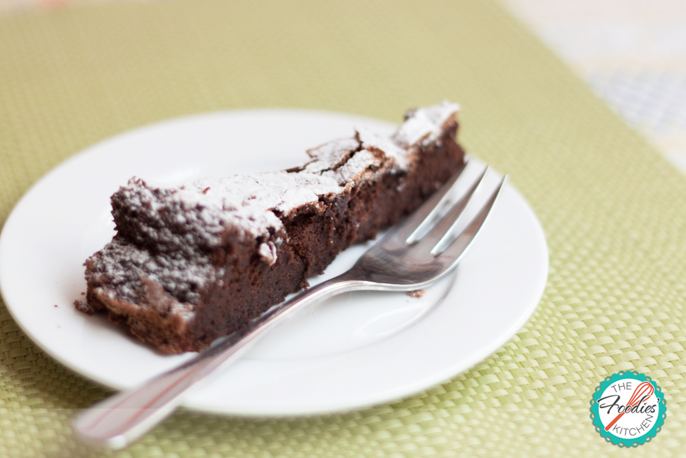 Flourless Chocolate Cake01