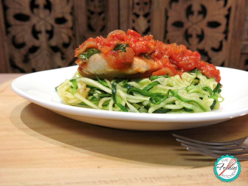 Zucchini Noodles02