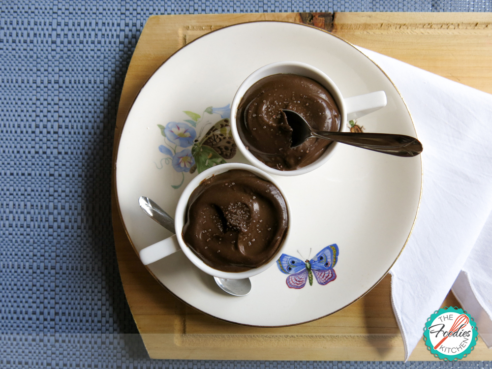 Chocolate & Avocado Mousse06