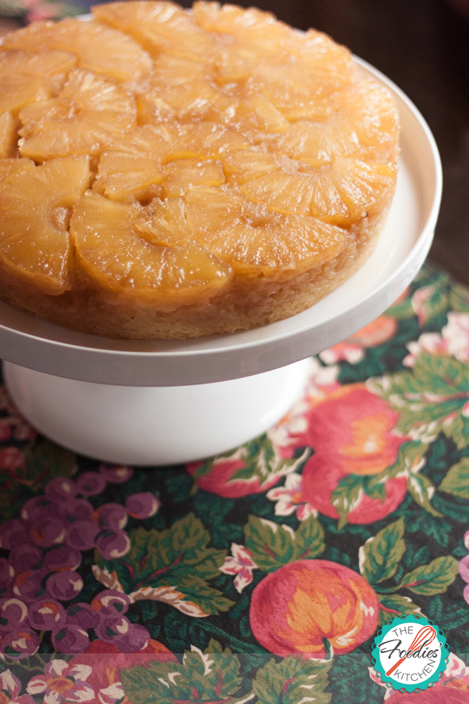 Pinneapple Upside-Down Cake13