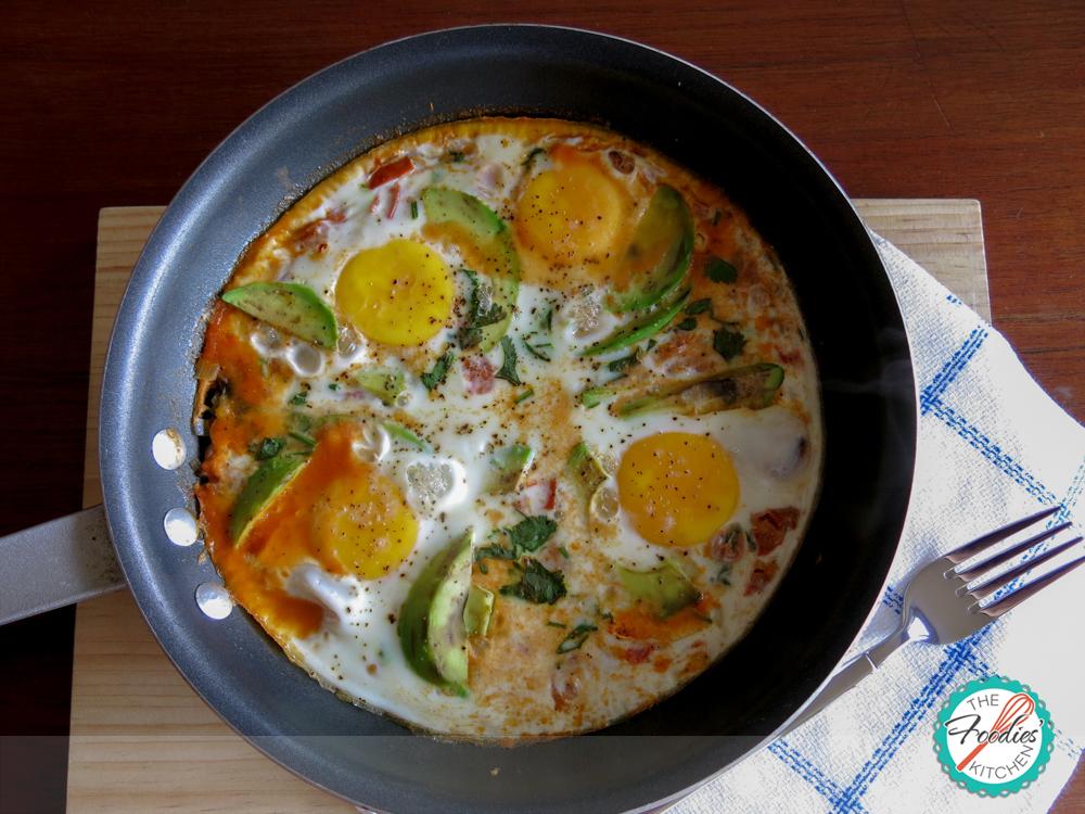 Baked Eggs10