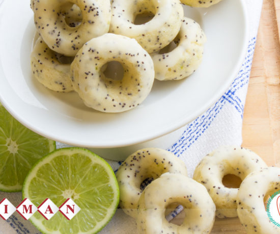 Lemon Poppy Seed Donuts29