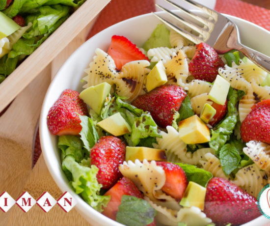 Strawberry Pasta Salad06