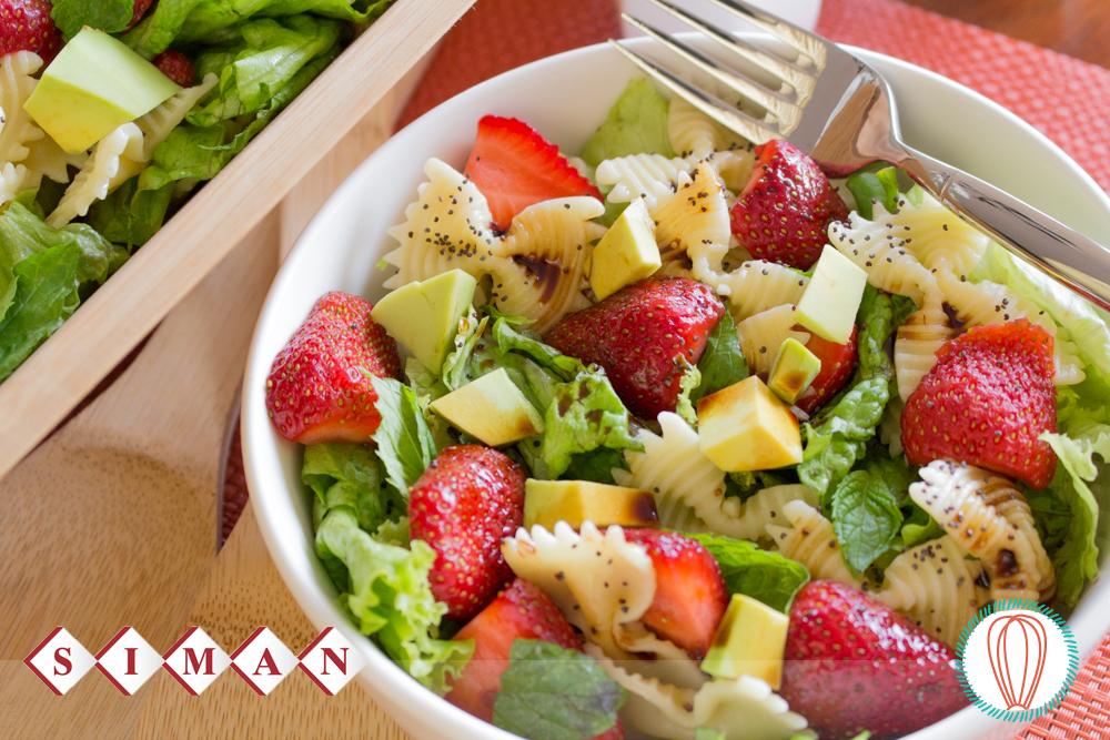 Strawberry Pasta Salad06