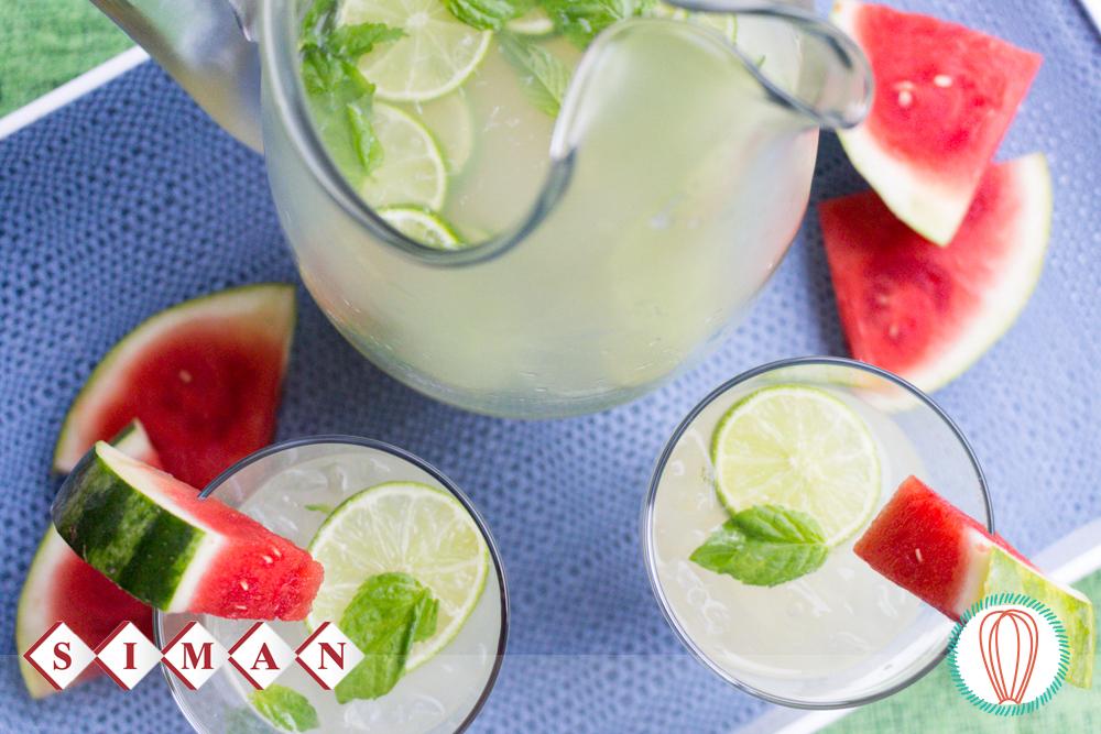 Mint Lemonade06