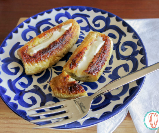Guatemalan recipes baked ripe plantains with cheese forumfinder Choice Image