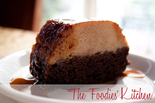 Chocolate Flan Cake: The Impossible Cake