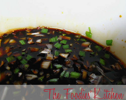 Spicy Asian Dressing